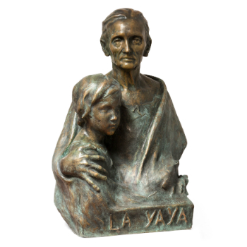 'La Iaia' de Francesc Coret