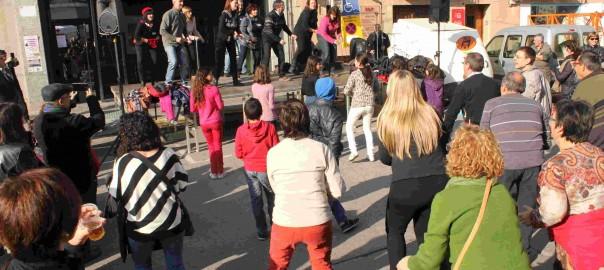 Mollerussa i l Marató de TV3