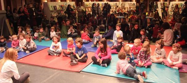Saló del Llibre Infantil i Juveni de Catalunya a Mollerussa
