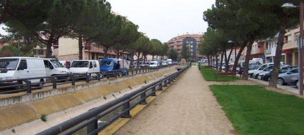 Avinguda del Canal de Mollerussa