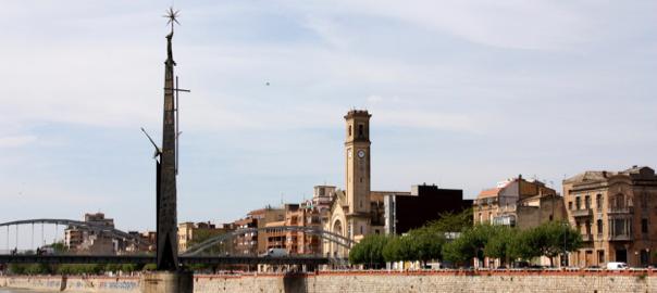 monument franquista Ebre Tortosa