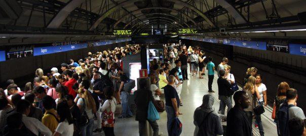 vaga de metro Mobile