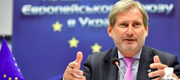 pressupost comissari UE, Johannes Hahn