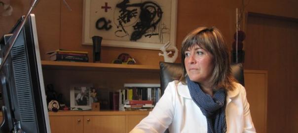 Núria Marín en una imatge d'arxiu (Foto: Europa Press)