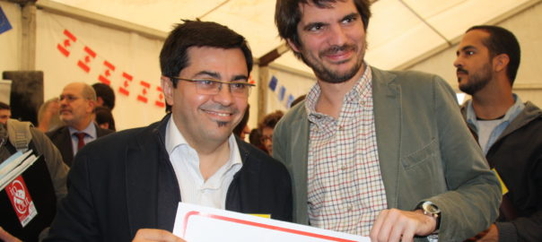 Gerardo Pisarello Ernest Urtasun