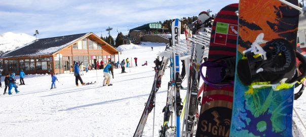 Pistes esqui