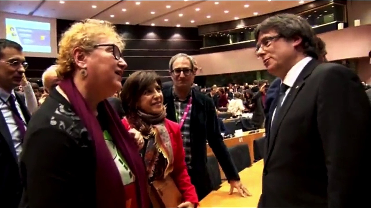 76 MEPs call on Brussels to recognise and protect rights of Catalan independence leaders - VilaWeb