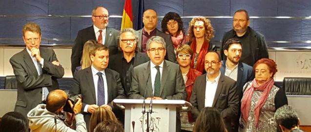 Resultado de imagen de Puigdemont dribla la diplomàcia d'Espanya i es reuneix cinc hores amb congressistes dels EUA