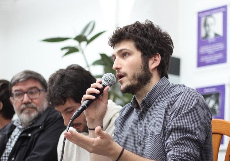 Antonio Estañ, nou síndic de Podem a les Corts