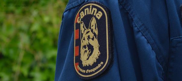 Unitat Canina dels Mossos d'Esquadra