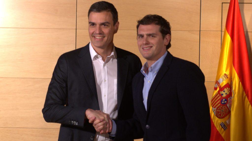 El PSOE i Ciutadans dubten de la capacitat de Rajoy per a aturar l'1-O