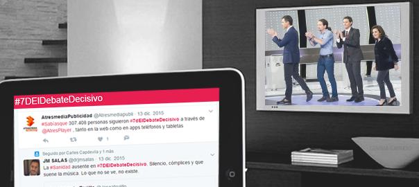 Les xarxers socials encara no han aconseguit destronar la televisió