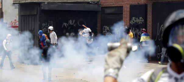 Veneçuela protestes