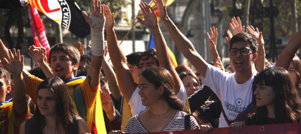 12 febrer manifestacions vaga judici