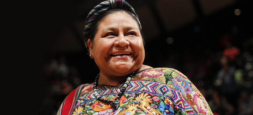 rigoberta menchu thesis Professional essays on i, rigoberta menchu: an indian woman in guatemala authoritative academic resources for essays, homework and school projects on i, rigoberta.