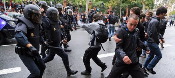 1-O policia espanyola