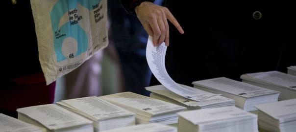 eleccions generals 2019 paperetes