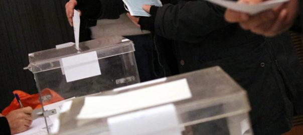Eleccions valencianes 28 Abril