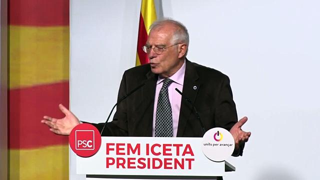 Les declaracions pol%C3%A8miques de Josep Borrell %E2%80%99Cal desinfectar la ferida aquest %C3%A9s un pa%C3%ADs malalt%E2%80%99 - Fil de Ramir De Porrata-Doria. 20/10/18. PSOE i PSC, pressupostos de l'Estat