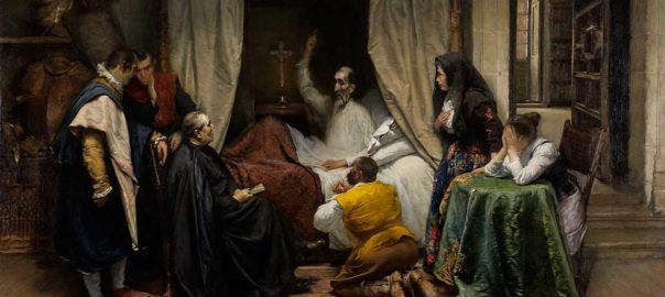 La mort del quixot