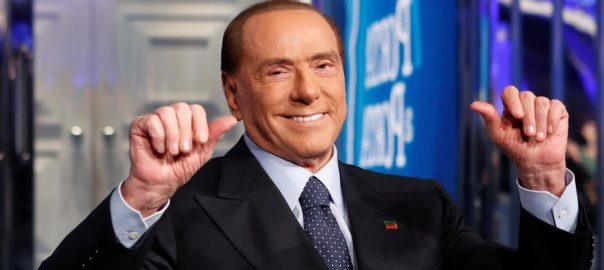 Berlusconi europees