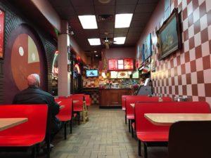 Un 'diner' de Nova York (fotografia: Bel Zaballa).