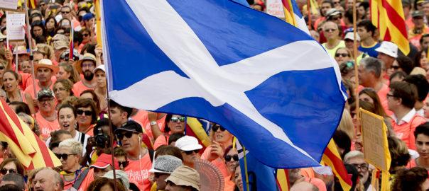 escocia independentistes