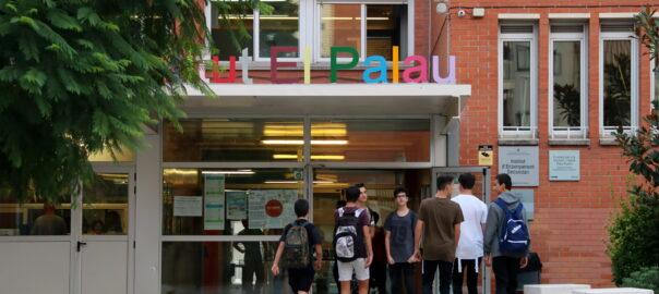 'IES El Palau