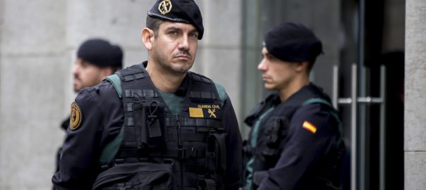 Guardia Civil 1-O