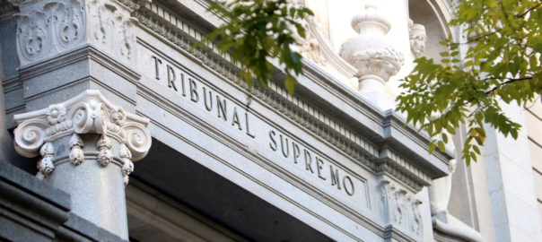 Tribunal Suprem TS