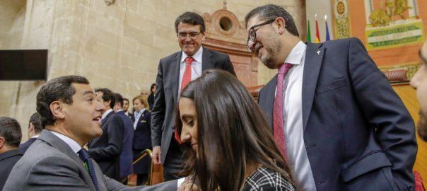 Juanma Moreno president Andalusia