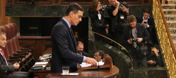 Pedro Sánchez votació decret llei lloguer