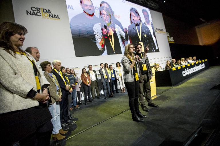 Elsa Artadi i Miquel Àngel Escobar