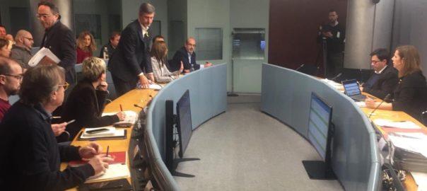 Comissió Ajuntament de Barcelona
