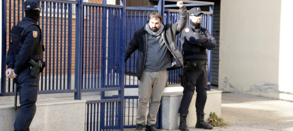 Detencions Girona