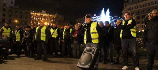 protesta taxistes