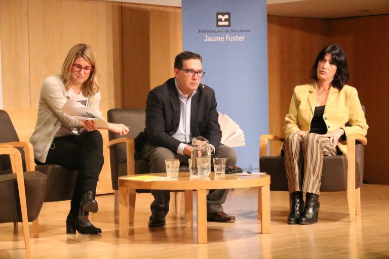 Elsa Artadi, Jaume Alonso-Cuevillas i Pilar Calvo