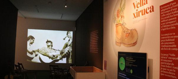 Exposició 50 anys grup de folk