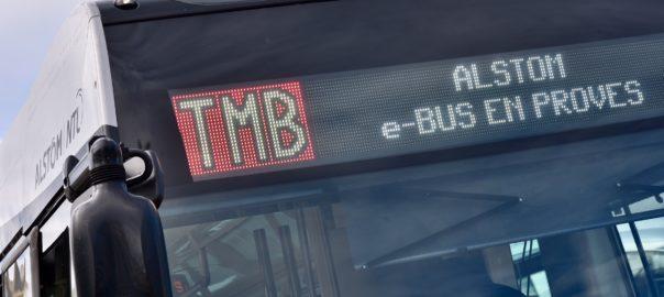 autobusos elèctrics