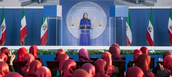 Maryam Rajavi - opinió núria cadenes