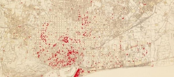 mapa guerra civil
