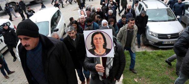 diputada kurda Leyla Guven