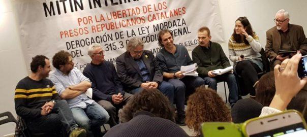 acte madrid presos polítics