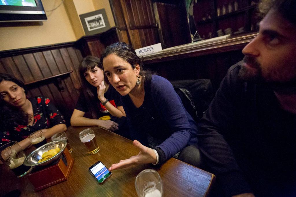 Comuneros Castellanistes a Madrid