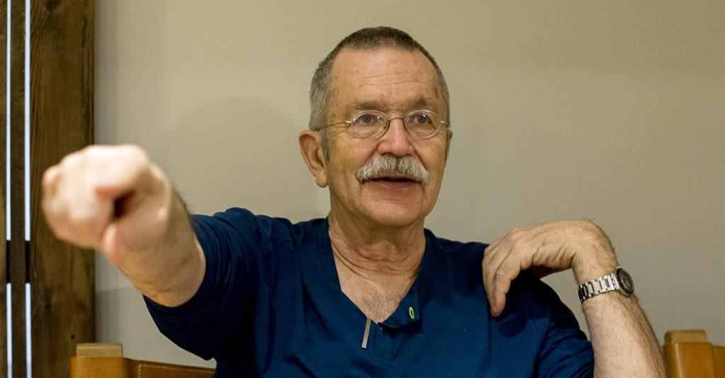 John Philpot, observador internacional judici 1O