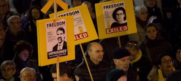 ANC ocupa oficines UE a Barcelona