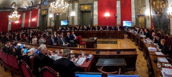 judici contra el proces presos polítics