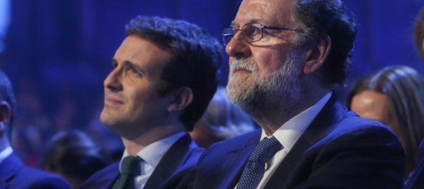 Casado Rajoy