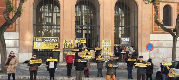 Silenci Tarragona Presos Polítics
