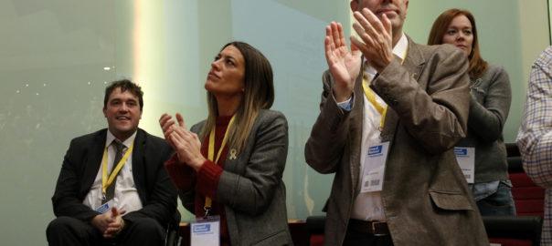 David Bonvehí, Míriam Nogueras, Ferran Bel, PDECat